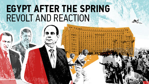 Egypt After the Spring: Revolt and Reaction.